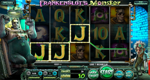 Frankenslot´s monster